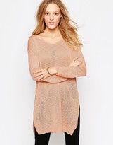 QED London Tunic With Side Splits