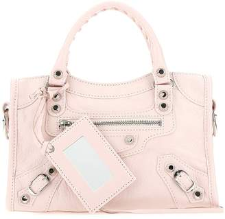 Balenciaga Classic Mini City Crossbody Bag