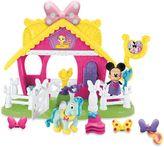 Fisher-Price Disney® Minnie Jump 'N Style Pony Stable