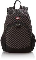 Vans Van Doren Backpack Black Charcoal