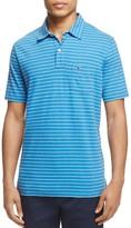 Vineyard Vines Feeder Stripe Classic Fit Polo Shirt