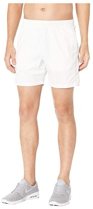 Nike NikeCourt Dry Shorts 7 (Black/White/White) Men's Shorts