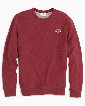 Southern Tide Texas A&M Aggies Upper Deck Pullover Sweater