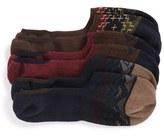 Sperry Men's Tracker 3-Pack No-Show Socks