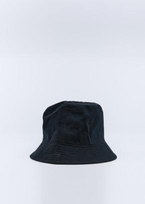 we11done Embossed Logo Bucket Hat