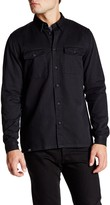 Wesc Olaf Long Sleeve Relaxed Fit Shirt