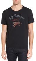 John Varvatos Men's Ny Rockers Graphic T-Shirt