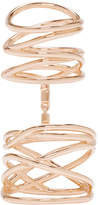 Repossi Rose Gold Twin Ring