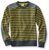 L.L. Bean Boys Vacationland Pullover, Stripe