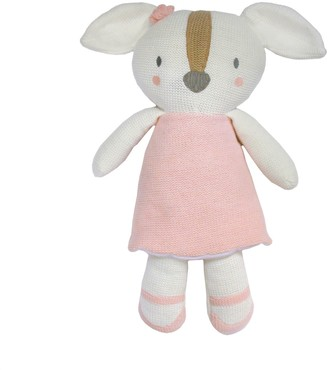 Living Textiles Baby Plush Animal Toy