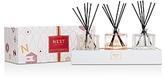 NEST Fragrances Holiday, Birchwood Pine, Sugar Cookie Holiday Diffuser Set