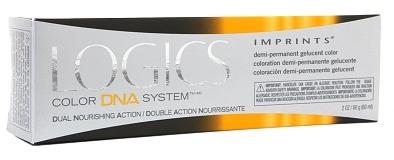 Logics by Matrix Imprints Demi-Permanent Gelucent Color 6G - Dark Blonde Gold