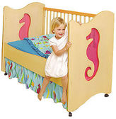 Tropical Seas Convertible Crib/Toddler Bed