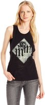 Metal Mulisha Women's Desert Rose Tank Top-Medium