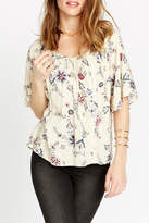Buffalo David Bitton Flora Top