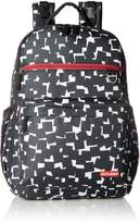 Skip Hop Duo Backpack, Cubes