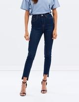 Billie Step Hem Skinny Jeans