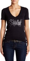 Sinful Cathedral V-Neck Tee