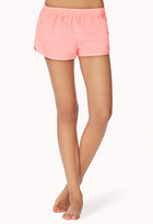 Forever 21 Relaxed Fit Running Shorts