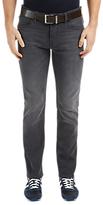 Hugo Boss Boss Orange Super Stretch Orange63 Slim Jeans, Black
