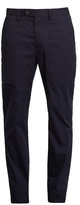 Brunello Cucinelli Slim-leg Cotton Chino Trousers