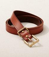 Lou & Grey Leather Belt