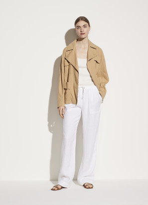 Vince Tie Front Pull On Pant