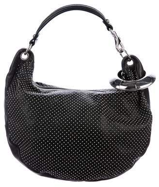 Jimmy Choo Solar Studded Hobo
