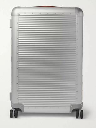FPM Milano Spinner 76cm Aluminium Suitcase - Men - Silver