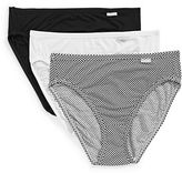 Jockey Three-Pack Supersoft French Cut Briefs