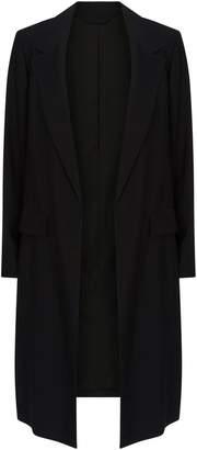 AllSaints Aleida Twill Duster Coat