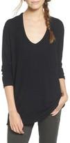 BP Women's V-Neck Long Sleeve Sweater