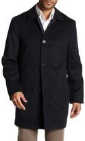 Hart Schaffner Marx Reversible Wool/Cashmere Coat