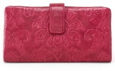 Hobo Women's Issy Continental Wallet - Burgundy