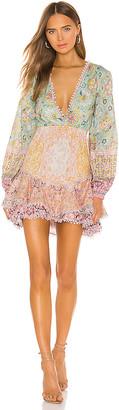 HEMANT AND NANDITA Tiana Mini Dress