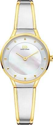 Danish Designs Danish Design Women's Analogue Quartz Watch with Stainless Steel Strap DZ120608
