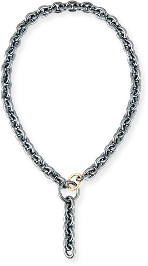 Grazia And Marica Vozza Marianne Chain Y-Drop Necklace