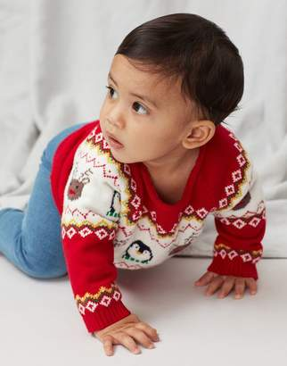 Joules Buddy Knitted Jumper