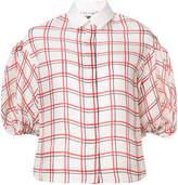 Dice Kayek checked blouse
