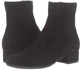 La Canadienne Jillian (Black Suede) Women's Boots