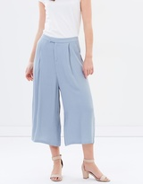 Privilege Halifax Cropped Wide Leg Trouser