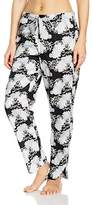 Cyberjammies Women's Monochorme Elegance Pyjama Bottoms,40