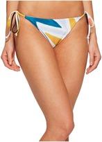 Mara Hoffman Superstar String Bikini Bottom Women's Swimwear