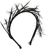 Gigi Burris Millinery Lyra Feather Headband