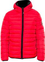 BearPaw Red Fargo Puffer Coat - Women