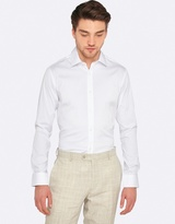 Oxford Imperative White Shirt