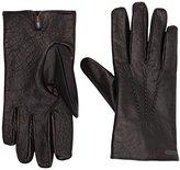 BOSS ORANGE Men's Gans2 Gloves, Black, 9