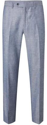 Skopes Carlo Linen Blend Suit Trouser