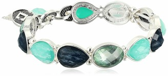 Chaps Women's Stone Stretch Bracelet