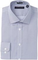 Tommy Hilfiger Pine Print Slim Fit Dress Shirt
